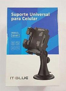 SUPORTE UNIVERSAL PARA CELULAR IT BLUE LE-017