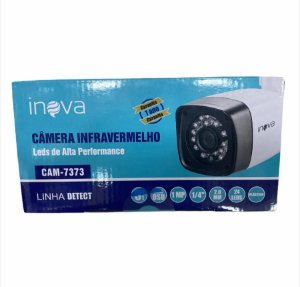 CAMERA INFRAVERMELHO 24 LEDS 1MP INOVA CAM-7373