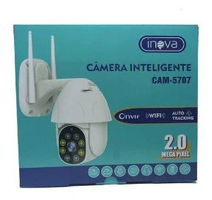 CAMERA INTELIGENTE AUTO TRACKING 2MP INOVA CAM-5707