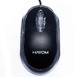 MOUSE SIMPLES 1200 DPI HAYOM MU2914