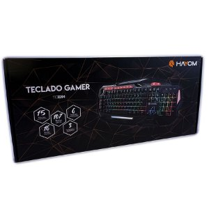 TECLADO GAMER - TC3204