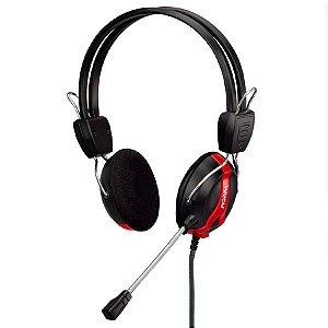 HEADSET OFFICE 2X P2 3,5mm - HAYOM HF2209