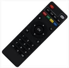 CONTROLE REMOTO PARA TV BOX MXQ LE-7490