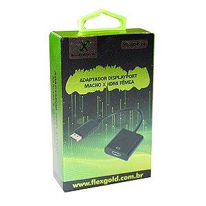CABO ADAPTADOR DISPLAYPORT X HDMI XC-ADP-24  X-CELL