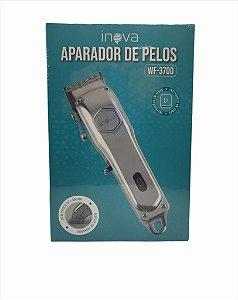 APARADOR DE PELOS SEM FIO DIGITAL INOVA WF-3700