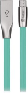 CABO MICRO USB DOTCELL DC-1073 BLUE VERDE