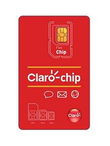 CHIP CLARO (DDD NACIONAL)