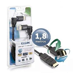 CABO HDMI 360 1.8M ELGIN