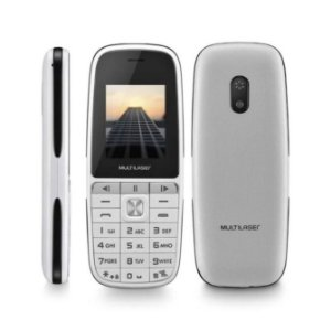 CELULAR UP PLAY BRANCO MULTILASER