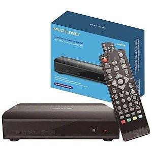 CONVERSOR DE TV DIGITAL HD1080P MULTILASER RE219