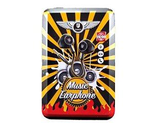 FONE DE OUVIDO MUSIC EARPHONE FANCY FB200