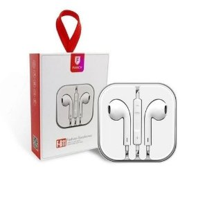 FONE DE OUVIDO FASHION EARPHONES FANCY F-B11