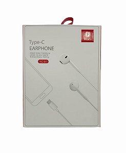 FONE EARPHONE TYPE-C FANCY TC-01