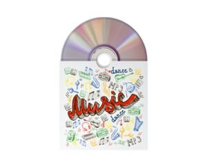MOUSEPAD DECOR COLORFUN CD