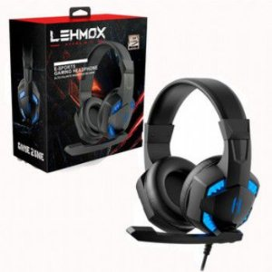 HEADPHONE GAMER E-SPORTS HYPER G.T LEMOX GT-F6