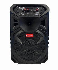 CAIXA DE SOM 40W RMS BLUETOOTH/ USB/ TF/ FM LIVSTAR CNN-8052