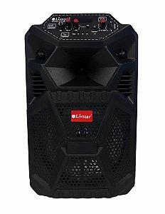 CAIXA DE SOM 40W RMS BLUETOOTH/ USB/ TF/ FM LIVSTAR CNN-8051