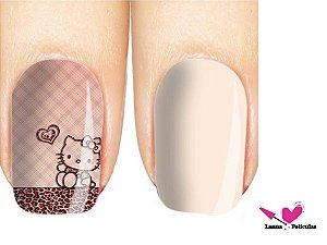 Películas de unha-  Onça e Hello Kitty