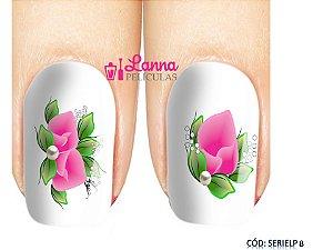 Películas de unha (SerieLP) - Orquídea Rosa