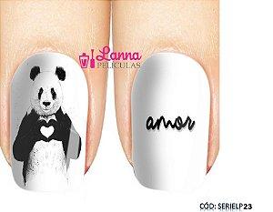 Películas de unha (SerieLP) -  Urso Panda AMOR