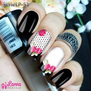 Películas de unha (SerieLP) - Póa Floral