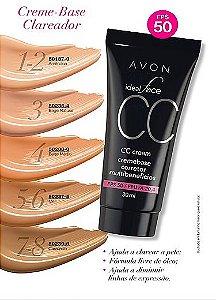 CC Cream - BEGE MÉDIO