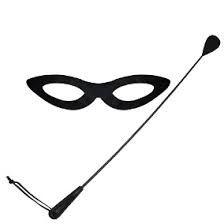 Chicote com Máscara