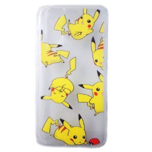 Capa Premium Pokémon Pikachu - Iphone 5 5s / 6 6s