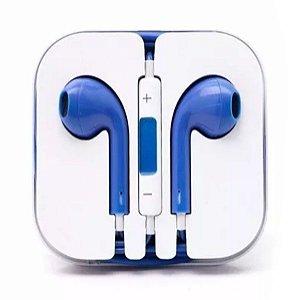 Fone de Ouvido Earpods Para Iphone