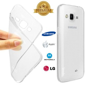 Capa Ultra Fina Premium - Samsung Apple Motorola Lg