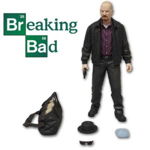 Action Figure Walter White - Heisenberg Breaking Bad
