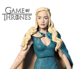Action Figure Daenerys Targaryen - Game Of Thrones