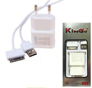 Carregador Para Iphone 4 - Kingo