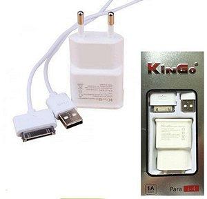 Carregador Para Iphone 4 - Kingo