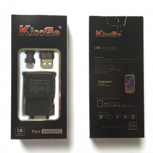 Carregador Micro Usb - Kingo