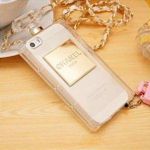 Capa Perfume Chanel Paris Luxo - Iphone 6 (4.7)
