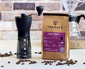 Microlote Bateia + Moedor de café Hario - 24g