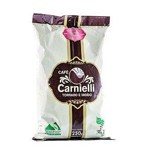 Café Torrado e Moído Carnielli Coador (250g)