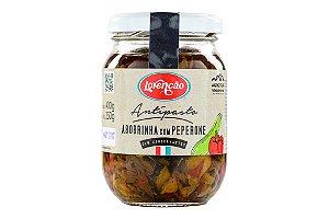 Antipastos Lorenção Abobrinha com Peperone(250g)