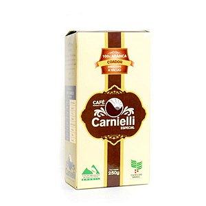 Café Torrado e Moído Carnielli Coador - Especial (250g)