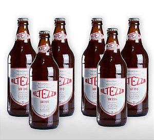 Caixa Weiss Cerveja Artesanal Altezza - 6 un