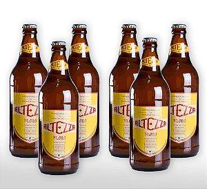 Caixa Blond Cerveja Artesanal Altezza - 6 un