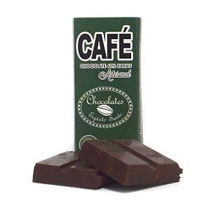 40% Cacau com Café - Chocolates Espírito Santo (25g)