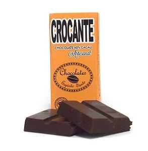 40% Cacau Crocante - Chocolates Espírito Santo (25g)