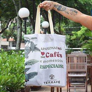 Bolsa Apaixonados por Cafés - Terrafé