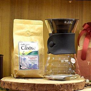 Café Vale do Caxixe + Hario Drip Decanter