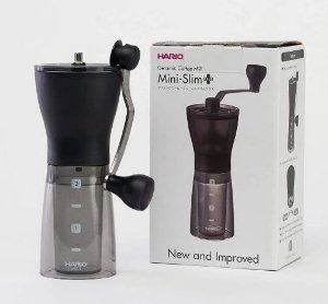 Moedor de café manual Hario Plus - 24g