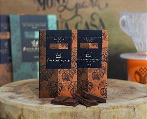 Chocolate ao leite 49% Reinholz - 40g