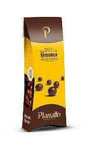 Drágea Chocolate ao Leite e Banana 80g