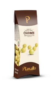 Drágea Chocolate Branco Crocante 80g
